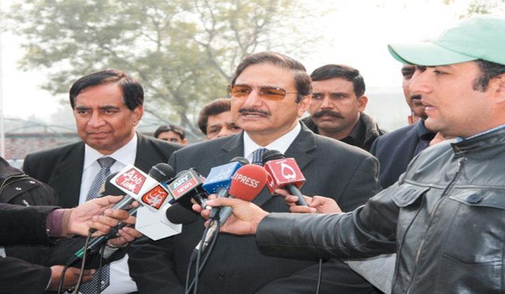 Chaudhry Zaka Ashraf