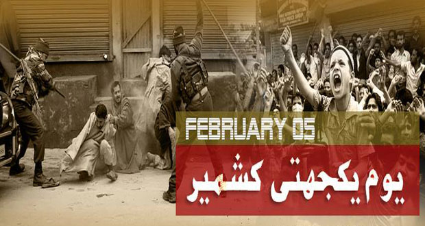 Kashmir Solidarity Day 5th February 2014