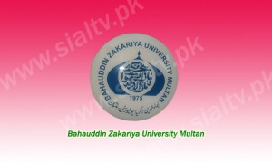 Bahauddin Zakariya University Multan