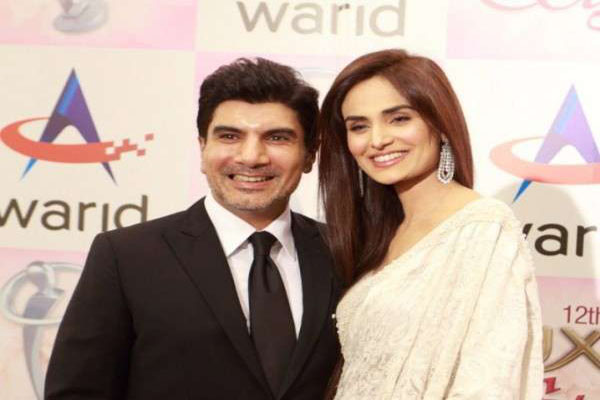 Mehreen Syed with Ahmed Sheikh - SialTV PK