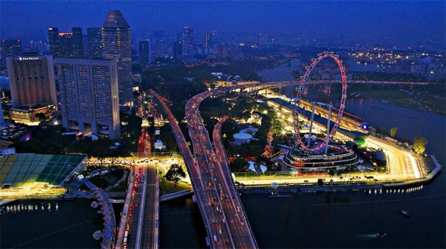 Singapore Most Expensive City