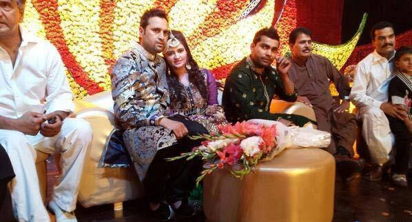 Umar Akmal and Noor Am...