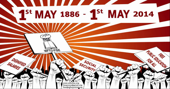 1st may labour day 1886 2014 sialtv pk