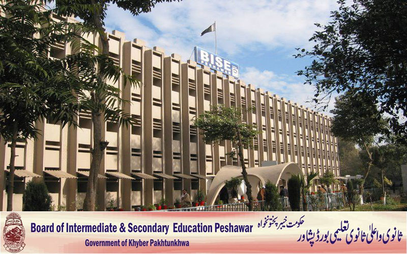 BISE Peshawar Board Matric (9th & 10th Class) Result 2017 announced