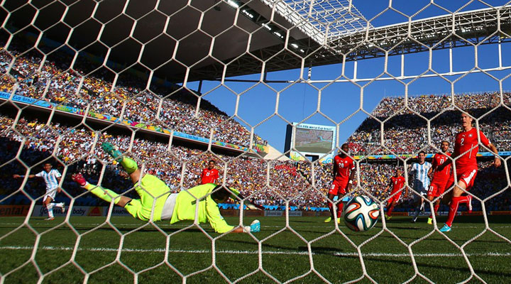 Argentina beat Switzerland to enter Quarter Final