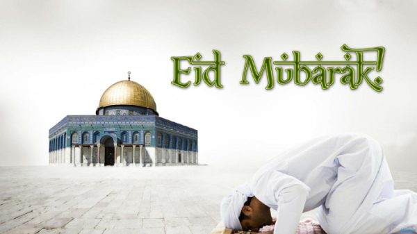 Eid-ul-Fitr 2014 HD Wallpapers Free Download