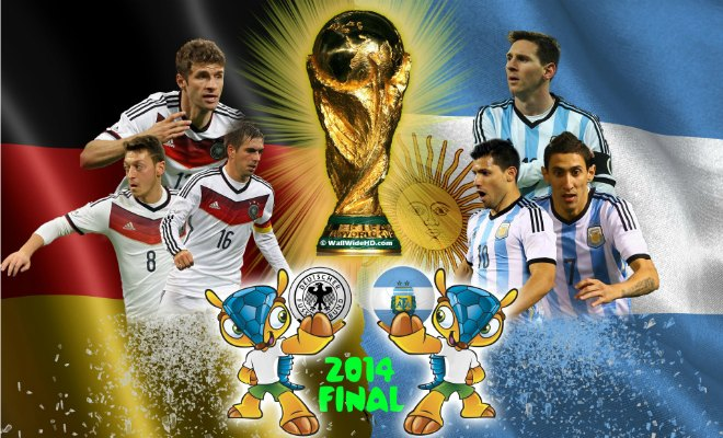 ... Argentina 2014 FIFA World Cup Final Match Live Streaming - SialTV.PK