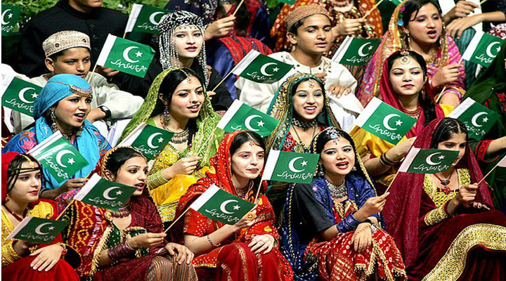 Pakistan National Songs