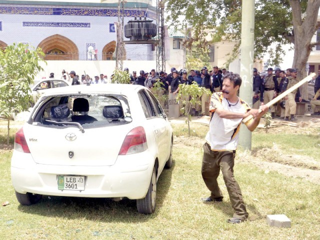 Lahore High Court orders to release Gullu Butt