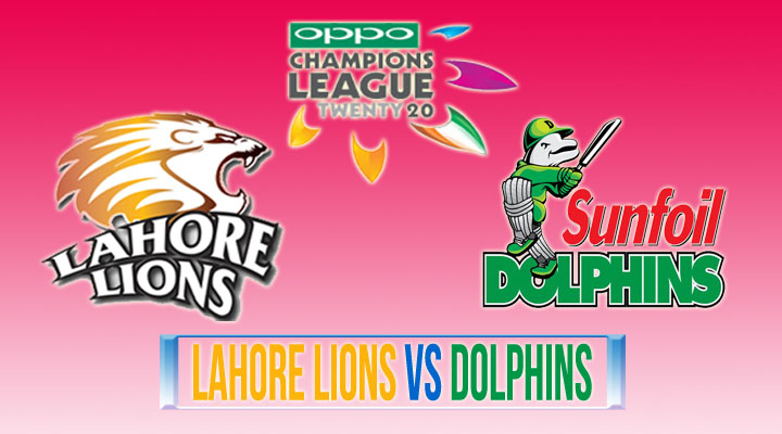 Lahore Lions vs Dolphins, Watch CLT20 Match Live Streaming & Score