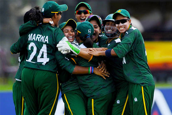 Pakistan women beat Bangladesh to win gold medal in Asian Games