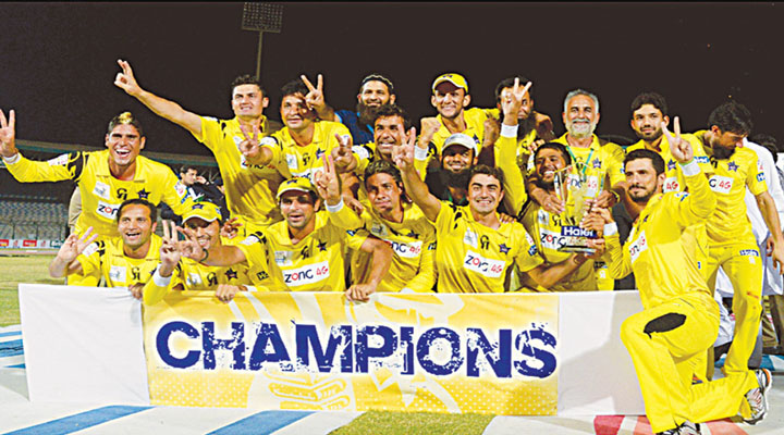 Peshawar Panthers beat Lahore Lions to Win National T20 Cup