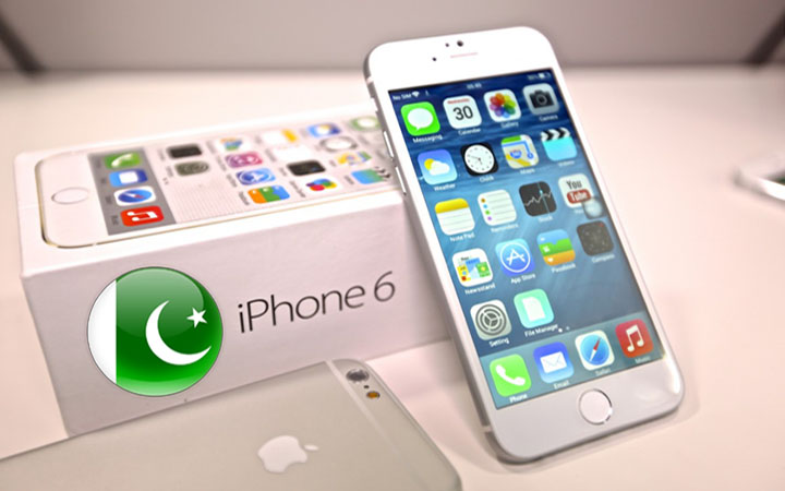 Apple to Officially Launch iPhone in Pakistan in December 2014