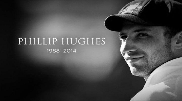 Australian batsman Phillip Hughes died in Hospital at Age 25
