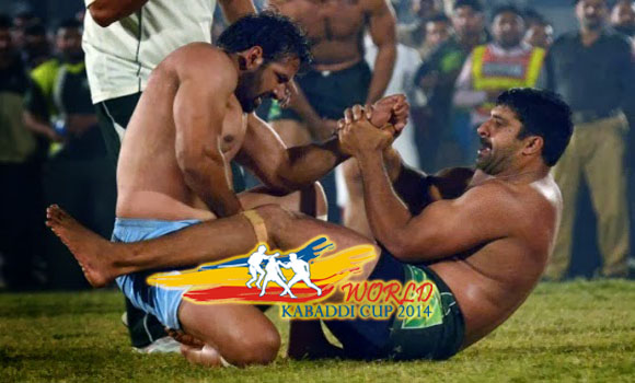 Kabaddi World Cup 2014 From 5 to 15 December
