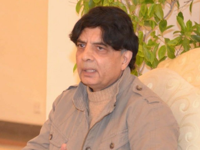 Chaudhry Nisar urges nation to join anti-terror efforts