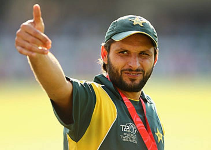 Shahid Afridi announces retirement from ODI after world cup 2015