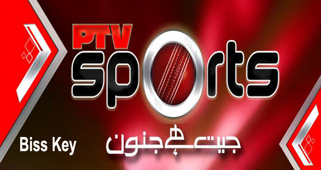 PTV Sports New Biss Key, Frequency Code 1 March 2015