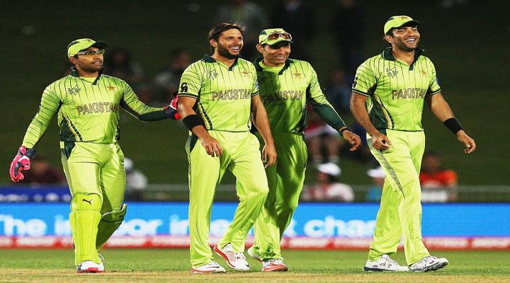 Pakistan vs UAE World Cup 2015 Match Highlights