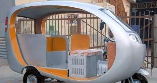 New Pakistani Rickshaw Offer Free WiFi
