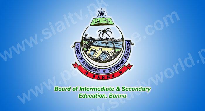 BISE Bannu Board