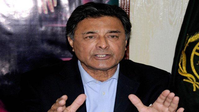 Punjab Home Minister Col (r) Shuja Khanzada