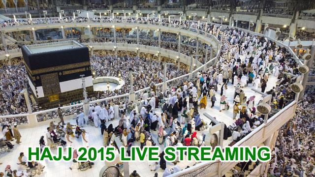 Hajj 2015 Live