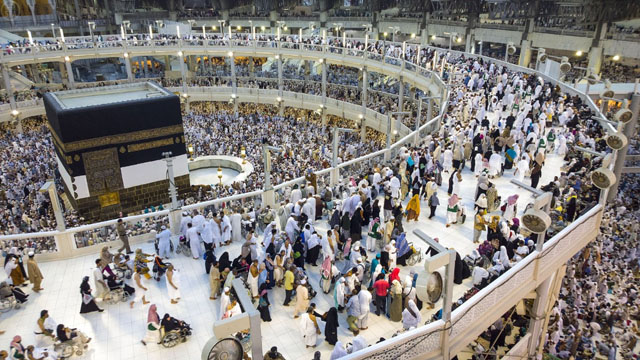 Hajj begin today