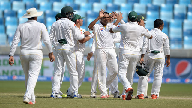 Pak win England, 2nd Test Match