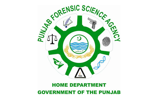 Punjab Forensic Science Agency NTS Test Result