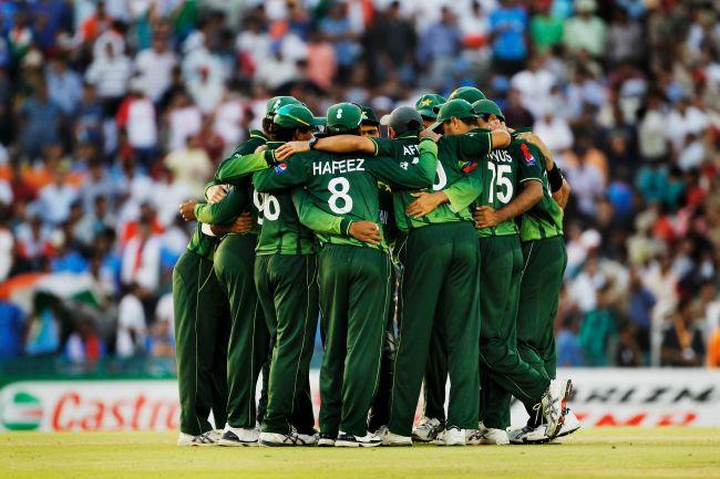 Pakistan vs England ODI Series