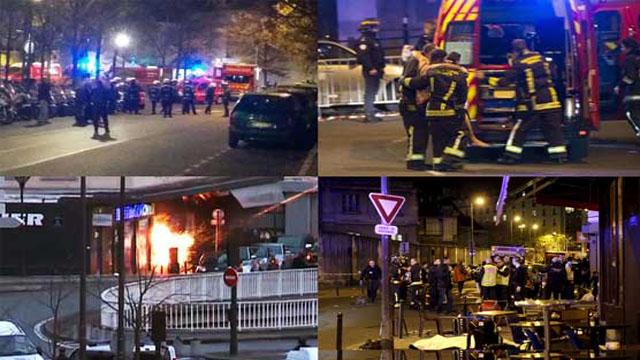Paris Deadly Attacks