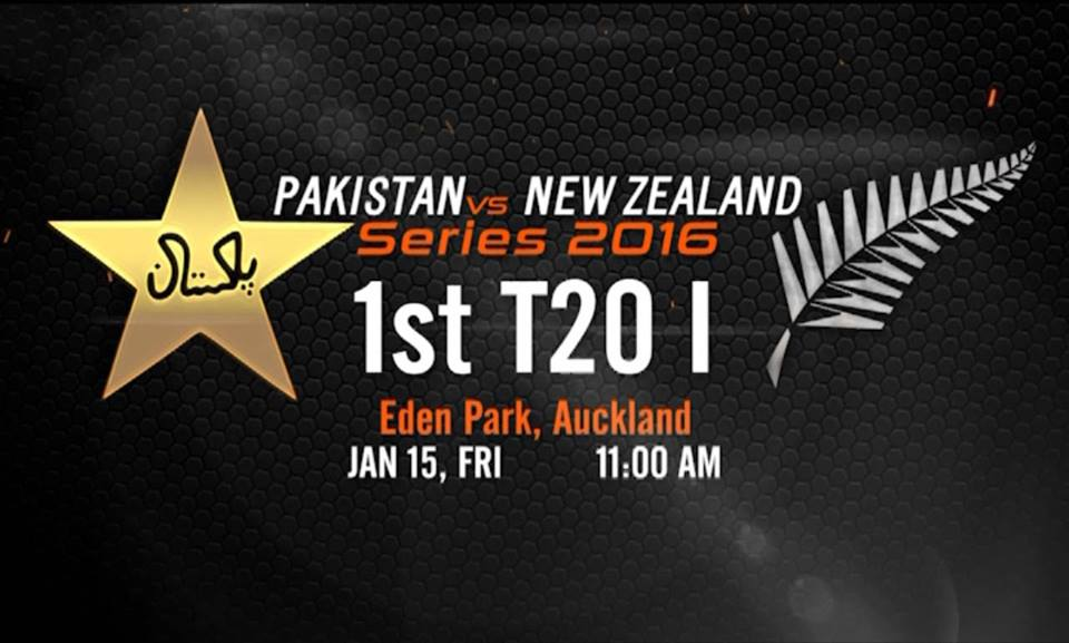 Pakistan vs New Zealand 1st T20 Match