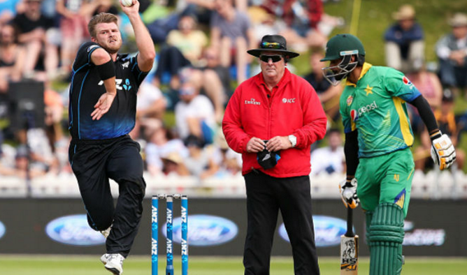 Pakistan vs New Zealand 2nd odi 2016