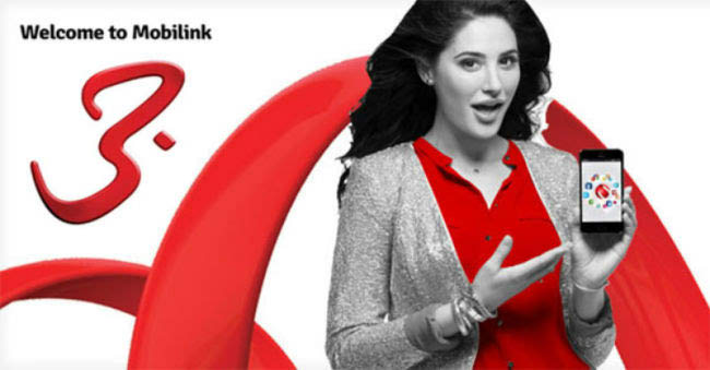 mobilink jazz new offer