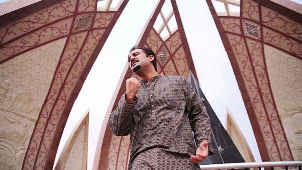 A Special Song Maa by Rizwan Anwar to Pakistan Air Force (Music Video)