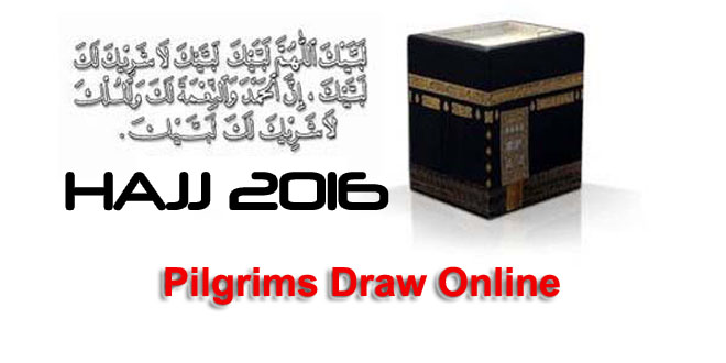 Hajj 2016 selected candidates list online
