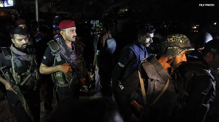CTD Operation in Multan, 8 Terrorists Killed