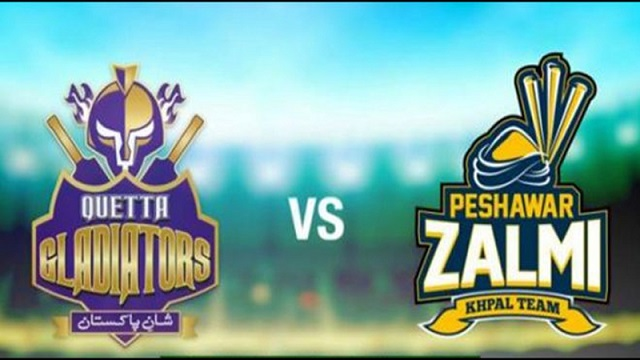 Peshawar Zalmi vs Quetta Gladiators ready for PSL Final Clash in Lahore