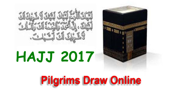 Hajj 2017 Selected Candidates Draw Final List Online
