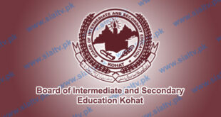 BISE Kohat Board Results