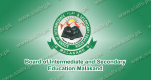 BISE Malakand Board Matric (9th & 10th Class) Result 2017 announced