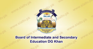 BISE DG Khan Board 9th Class Result 2017 announced