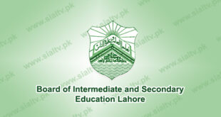 BISE Lahore Board Results