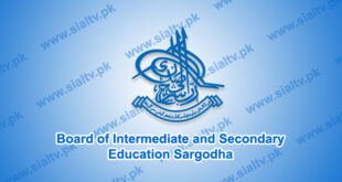 BISE Sargodha Board Results