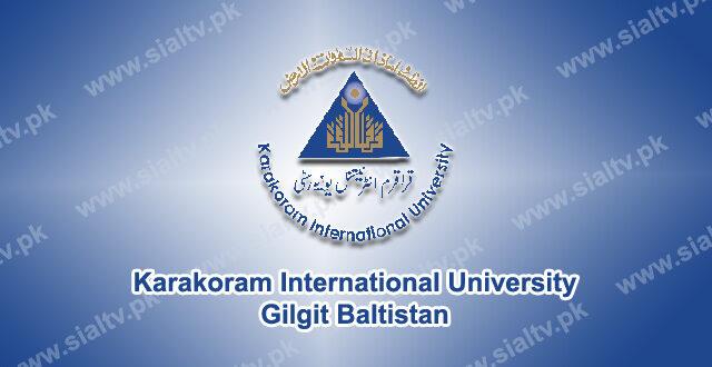 KIU Gilgit Baltistan Board Results