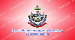 BISE Bannu Board Results