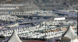 Hajj Rituals begins from today, as pilgrims start gathering at Mina