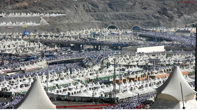 Hajj rituals begins Pilgrims in Mina & Hajj Rituals begins from today as pilgrims start gathering at ...