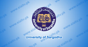 University of Sargodha Results